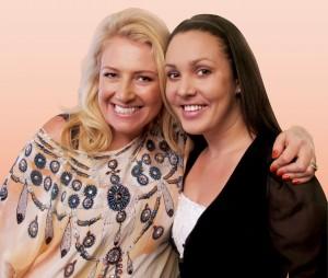 Nina and I at the Australian Human Rights Awards