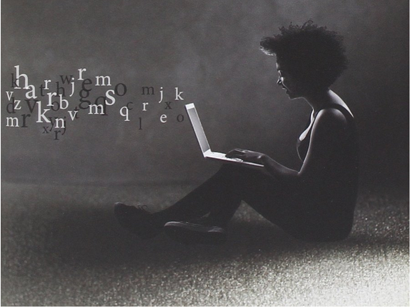 "cover image from danah's book, ""It's Complicated - the social lives of networked teens."""