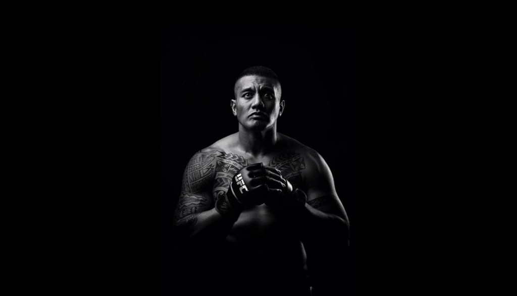 Down but not out- Fighter Soa Palelei made a comeback six years after his humiliating defeat